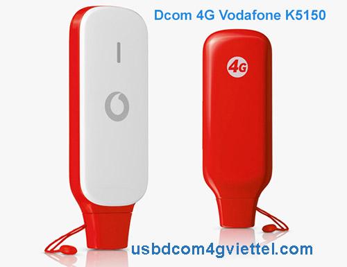 USB Dcom 4G Viettel K5150 chính hãng, giá rẻ